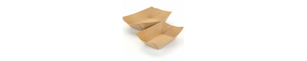 Vaschette Antigrasso Cartoncino